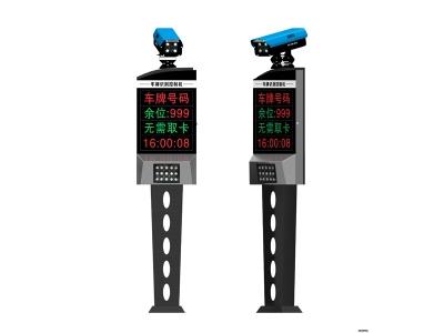 济南停车场车牌自动识别系统