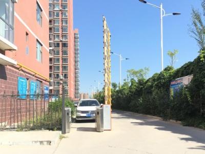 济南停车场车牌识别的安装、使用与日常维护
